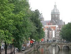 Radwandern AMSTERDAM - die Architektur-Highlights auf einer Rundtour Bild 1