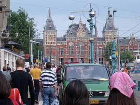 Radwandern AMSTERDAM - die Architektur-Highlights auf einer Rundtour Bild 2