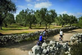 Fahrradreisen APULIEN – Naturwunder & Kulturschätze im Salento (individ. Radtouren) Bild 2