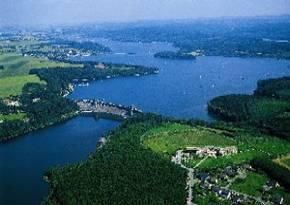 Große Möhnesee-Radtour (Sauerland) Bild 1