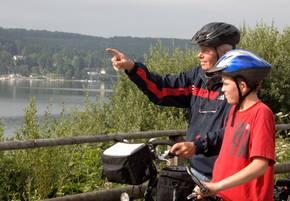 Große Möhnesee-Radtour (Sauerland) Bild 0