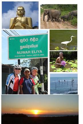 Fahrradreisen durch SRI LANKA Bild 1