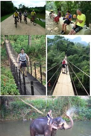 Fahrradreisen durch SRI LANKA Bild 0
