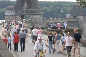 Große Möhnesee-Radtour (Sauerland) Bild 2