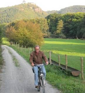 Rurufer Radweg Rurradweg Radtouren Eifel