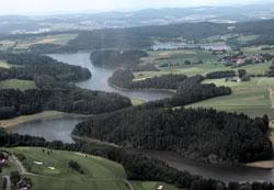 SCHWARZACHTAL-RADWEG - Radtour Bayerischer Wald / Böhmerwald Bild 1