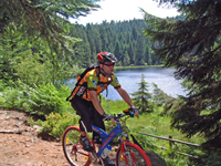 Bikeschaukel - MTB Tour im Murgtal / Schwarzwald Bild 1