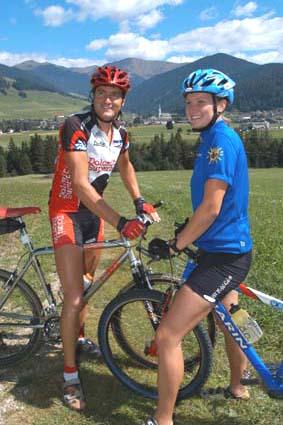 Toblach - Cortina ( MTB-Tour Hochpustertal, Südtirol ) Bild 0
