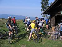 MTB-Tour im Nordschwarzwald Bild 1