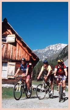 LUNGAU - Hinweise zu  Radrouten und MTB-Touren in den Radstätter und Schladminger Tauern (Alpen) Bild 0