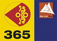 BIKETRAIL TIROL - MTB-Touren in den Alpen (Bike Trail Tirol) Bild 3