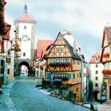 ALTMÜHLTAL-Radtour:  Rothenburg - Regensburg (Radwandern / Fahrradurlaub) Bild 1
