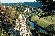 ALTMÜHLTAL-Radtour:  Rothenburg - Regensburg (Radwandern / Fahrradurlaub) Bild 0