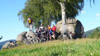 Powertour - Mountainbiken im Nordschwarzwald Bild 1