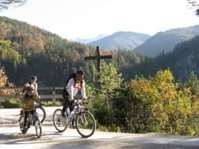 Isarradweg (Oberlauf) - Karwendel / Tirol Bild 1