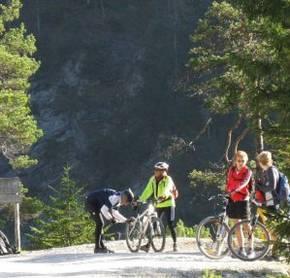 Isarradweg (Oberlauf) - Karwendel / Tirol Bild 0