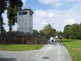 Berliner-Mauer-Radweg  Bild 1