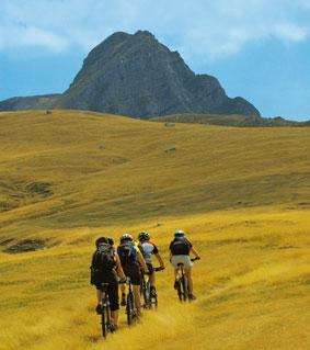 Wilderness-Mountainbiking MONTENEGRO (südliche Adria) Bild 0