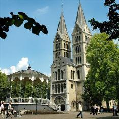 Radurlaub an Niederrhein und Maas -