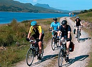 Radtouren in SCHOTTLAND: 2 individ. Fahrradreisen zur Wahl Bild 0