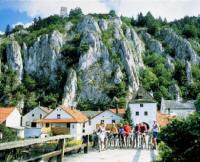 ALTMÜHLTAL-Radtour:  Rothenburg - Regensburg (Radwandern / Fahrradurlaub) Bild 2