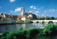 ALTMÜHLTAL-Radtour:  Rothenburg - Regensburg (Radwandern / Fahrradurlaub) Bild 3