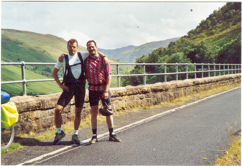 Lochs and Glens auf der Cycle Route North - GLASGOW-INVERNESS Bild 0