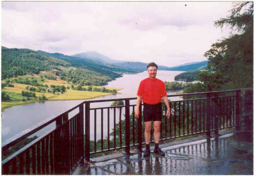 Lochs and Glens auf der Cycle Route North - GLASGOW-INVERNESS Bild 2