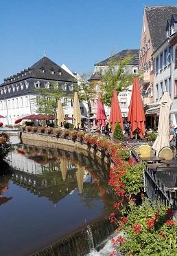 SAAR & MOSEL: Trier - Saarburg - Neumagen-Dhron (für Genießer, Natur- und Kulturfreunde) Bild 3