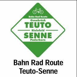 BahnRadRoute Teuto-Senne (Osnabrück-Bielefeld-Paderborn) Bild 0