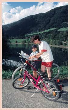 LUNGAU - Hinweise zu  Radrouten und MTB-Touren in den Radstätter und Schladminger Tauern (Alpen) Bild 1