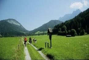 ALPE-ADRIA-RADWEG - Radtour von Österreich ans Mittelmeer Bild 0