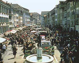 Mittelland-Route ( Radtour durch die Schweiz ) Bild 2