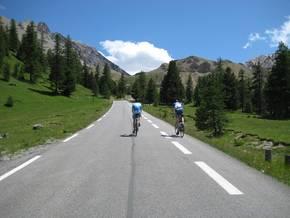 Radsportferien Genfer See - Mittelmeer: