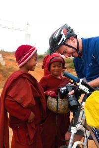 Fahrradreise BURMA / MYANMAR Bild 1