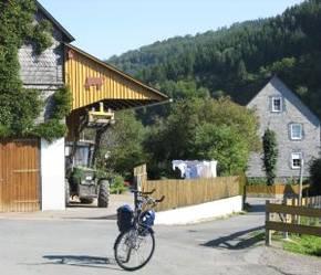 Lahntal-Radweg & Ederauen-Radweg in 1 Radtour Bild 2