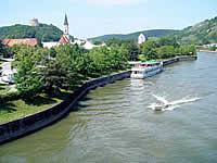 FÜNF-FLÜSSE-RADWEG (Radtour entlang von Pegnitz, Vils, Naab, Donau, Altmühl) Bild 1