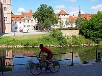 FÜNF-FLÜSSE-RADWEG (Radtour entlang von Pegnitz, Vils, Naab, Donau, Altmühl) Bild 0