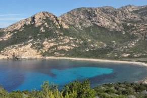Radtour Korsika Bild 3