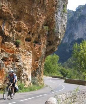 Fahrradtouren Südfrankreich - Provence, Luberon und Cevennen Bild 0