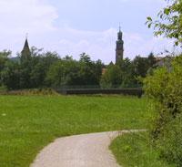 Radtouren Franken: Fünf-Flüsse-Radweg Bild 1
