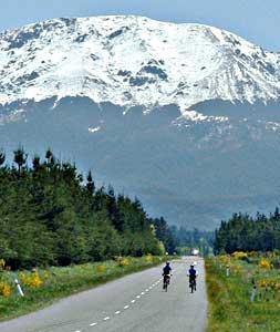 Fahrradreisen NEUSEELAND - Radtouren am Ende der Welt Bild 1