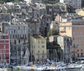 Radtour Korsika Bild 1
