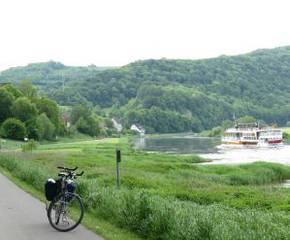 Radroute Deutschland von Nord nach Süd (Flensburg – Füssen) Bild 1