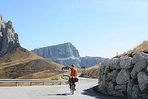 SELLARUNDE - Rennradtour - Rennradfahren in den Dolomiten / Südtirol Bild 3