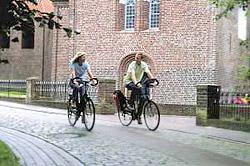 Fahrradwege Ostfriesland Karte.Radrouten Ostfriesland Fahrradurlaub Friesenroute Radwandern Radfahren