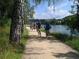 RHEINRADWEG - von der Quelle bis zur Mündung (Rheintalradweg) Bild 3