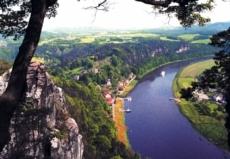 PRAG - DRESDEN: Radreise an der Elbe (individuell od. geführt) Bild 1