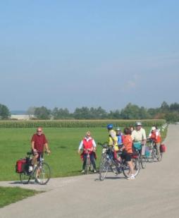 SCHWÄBISCHE KARTOFFEL-RADTOUR - Radfahren im bayerischen Schwaben Bild 3