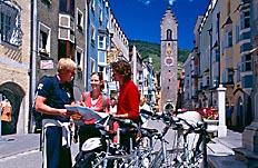 Pflerscher Panoramatour ( MTB-Tour Stubaier Alpen) Bild 1